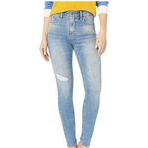 Lucky Brand | high rise bridgette skinny jeans